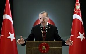 Письмо Эрдогана к Путину: изоляция вредна