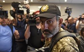 Политические эксперименты Армении: как будет руководить страной бывший диссидент?
