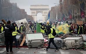 Политический кризис во Франции: низы не хотят, верхи не могут