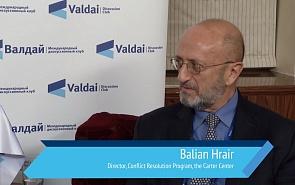 Хрэр Бальян об иранской сделке и политическом решении в Сирии