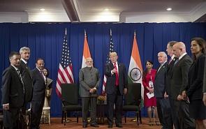 Между Евразией и Индо-Тихоокеанским регионом: новая геополитика Индии