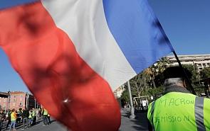 «Жёлтые жилеты» и французский триколор: от экологии к политике