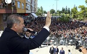Между молотом и наковальней. Как ЕС и Турция строят сотрудничество без доверия