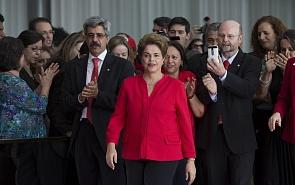 Импичмент в Бразилии: не с чего радоваться, но нечего грустить
