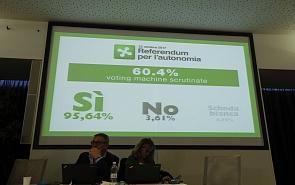 Почему Венето и Ломбардия стремятся к автономии