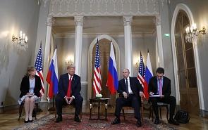 После Хельсинки: новые санкции против России для наказания Трампа