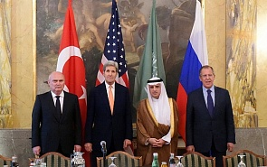 Венские переговоры по Сирии: дипломатия в действии