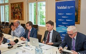 Фотогалерея: Европейская конференция клуба «Валдай». Первая сессия