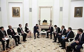 Визит Родриго Дутерте в Россию: курс на сближение