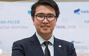 Искандер Акылбаев