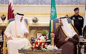 Новые гегемоны арабского мира и борьба за господство на Ближнем Востоке