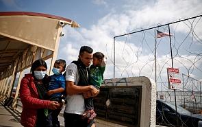 Валдайский клуб представит доклад о международной миграции в эпоху пандемии