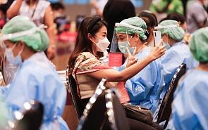 Дискуссия «Мутация вируса и мировой опыт ревакцинации: права человека и общества»