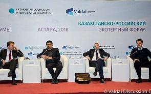 Фактор неизбежности: как уживаются Россия в Евразии и Евразия в России