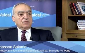 Гассан Саламе: Ближний Восток и политический панарабизм