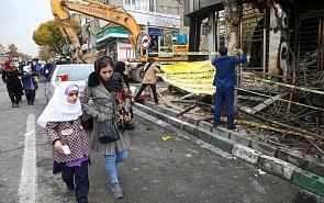 Опасны ли «бензиновые» протесты для правительства Ирана?