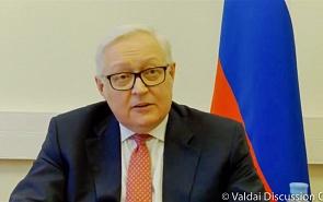 Сергей Рябков о трансформации мирового порядка после пандемии