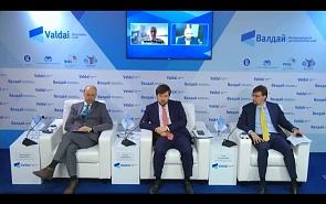 Онлайн-дискуссия на тему: «Нефтяные войны: согласиться нельзя уступить»