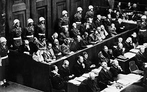 К юбилею Нюрнбергского трибунала: кого и как судили