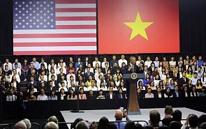 Россия и США поборются за симпатии вьетнамского правительства и народа