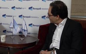Кайхан Барзегар о внешней политике Ирана