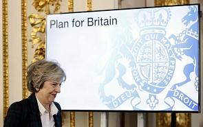 Великобритания vs Евросоюз. Brexit по Терезе Мэй