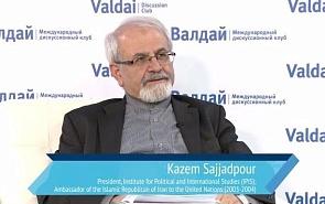 Казем Саджадпур: Сотрудничество между Россией и Ираном развивается в разных областях