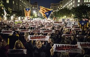 Грозит ли Каталонии гражданская конфронтация?