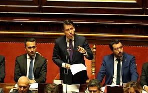Правительство Италии: два сердца верят в один разум