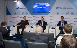 Презентация доклада «Новый этап кризиса в Афганистане и безопасность Таджикистана»