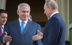 Красные черты: что обсуждали лидеры России и Израиля в Москве?
