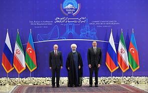 Россия – Азербайджан – Иран: контуры трёхсторонней стратегии