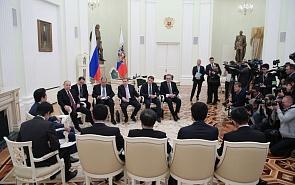 Почему России и Японии трудно договориться?