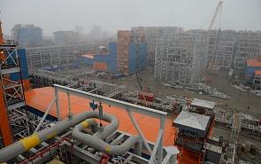 Российский газ осваивает новые рынки