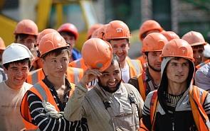 Валдайская записка №55. Трудовая миграция из Центральной Азии в Россию в контексте экономического кризиса