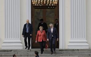 Провал коалиционных переговоров в Германии: устоит ли Меркель?