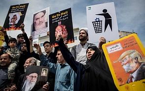 Американо-иранские отношения: от мира до вражды