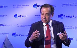Дамдин Цогтбаатар о новой евразийской реальности