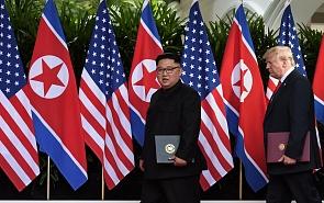 Новый саммит Трамп – Ким: пока стороны ведут диалог, пушки молчат