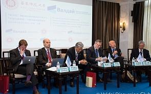 Фотогалерея: Российско-китайская конференция. Сессия 2. Эволюция современных государств и их роли: точки зрения России и Китая
