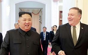 «Хорошая встреча». Приблизит ли визит Помпео в Северную Корею саммит Трампа и Кима?