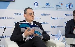 Экспертная дискуссия с участием заместителя министра иностранных дел России Игоря Моргулова
