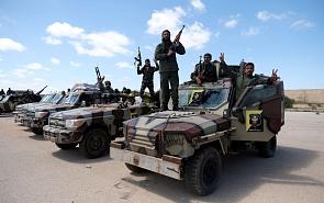 Внешнеполитические аспекты перетягивания каната у Триполи