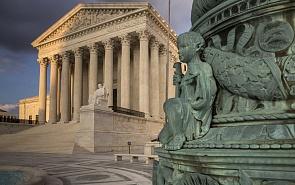 Кого защищает Верховный суд США?