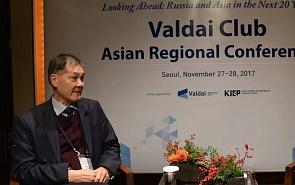 Чжао Хуашэн о развитии евразийского экономического пространства