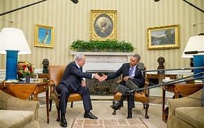 Обама и Нетаньяху обсудили «новую реальность»