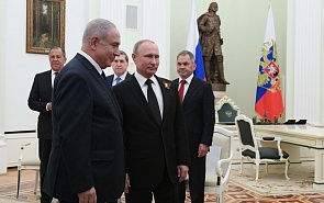 Россия и конфликт между Израилем и Ираном