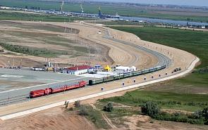 Международный транспортный коридор «Север – Юг» и сценарии трансрегиональной интеграции