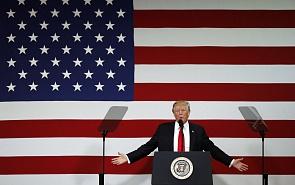 Истеблишмент победил. Политика Трампа становится всё более мейнстримной