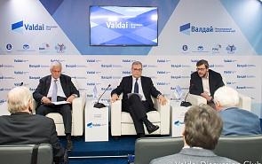 Фотогалерея: Экспертная дискуссия «Будущее дипломатии и политической коммуникации»